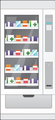distributore per farmaci
