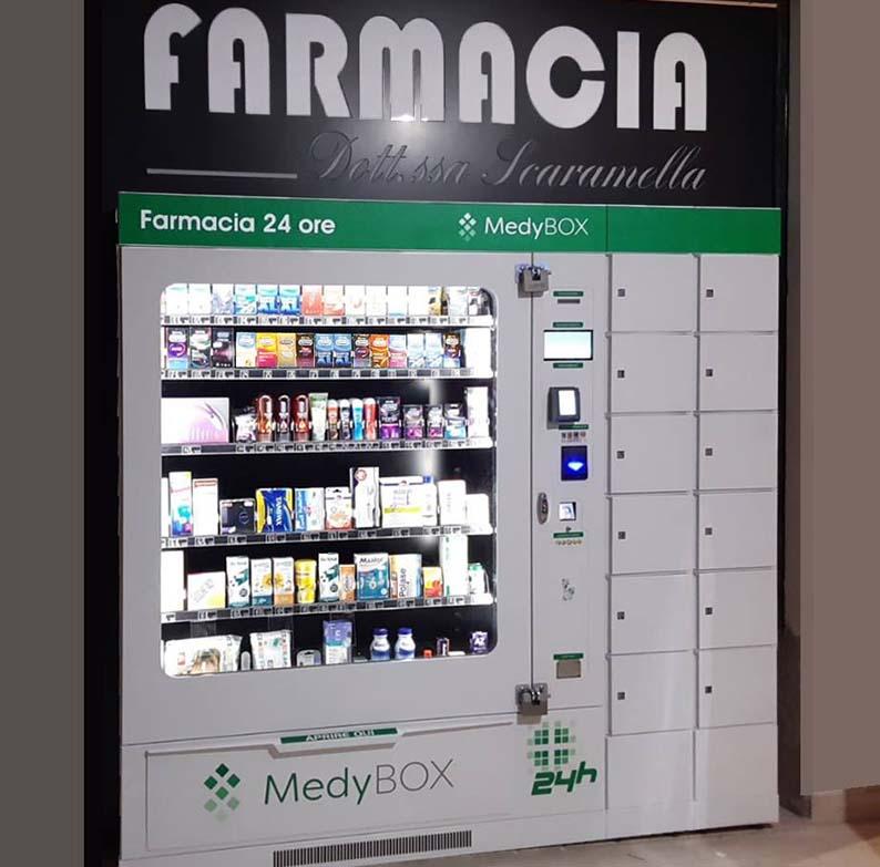 locker per farmacie